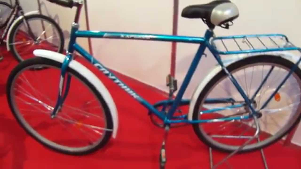 фото велосипед спутник