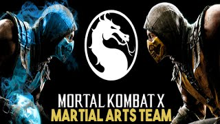 Mortal Kombat X Mobile - Martial Arts Team (iOS Gameplay)