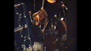 Ingo Schwichtenberg Backstage & Soundcheck (Japan 1989)