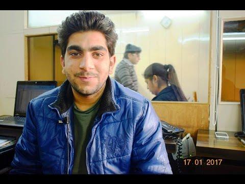 Ajay Kumar Feedback Video Testimonial of Tourism School Travel & Tourism Management Diploma Course
