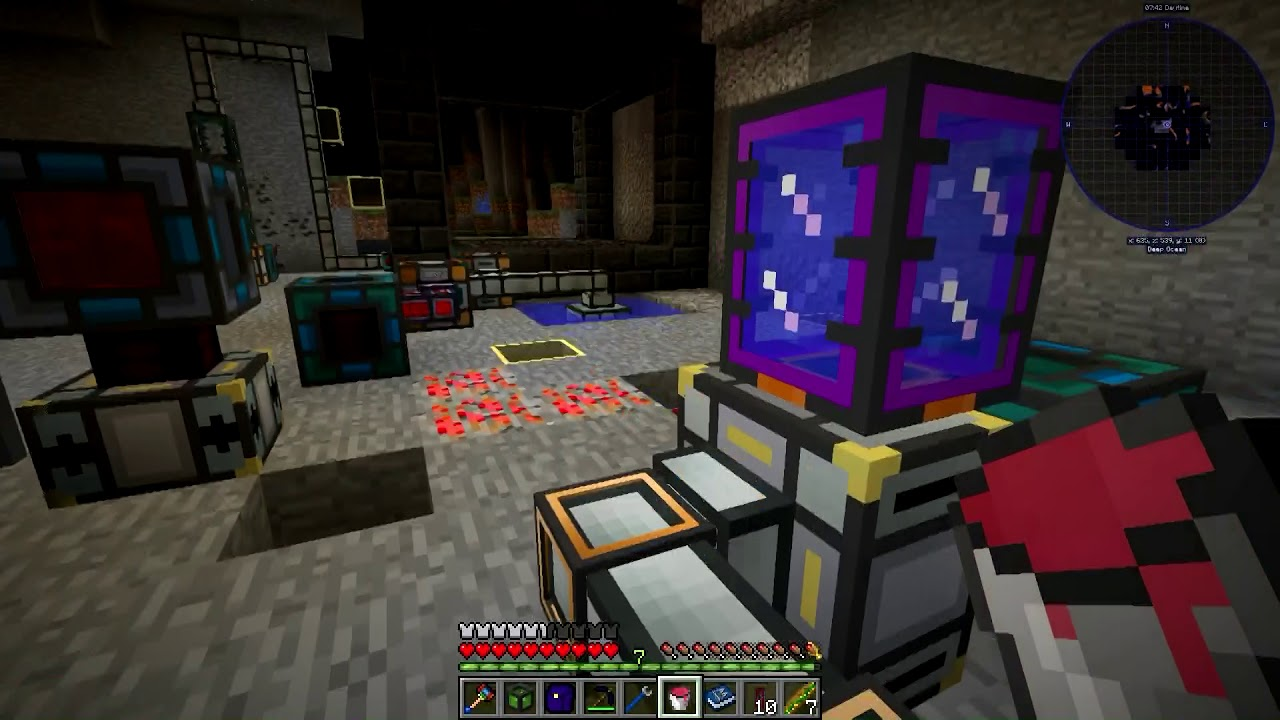 When You should Use Canola Oil And For What Generators: Direwolf20 1 12!