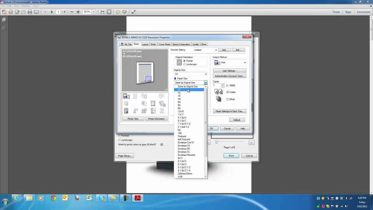 Egd pat array how to print a booklet from your pc youtube rh youtube fandeluxe Choice Image