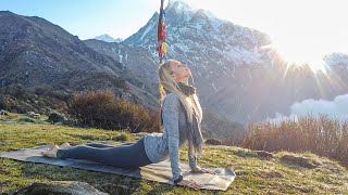 Full Body Yoga Workout   Weight Loss & Toning Mountain Bootcamp - 4000m