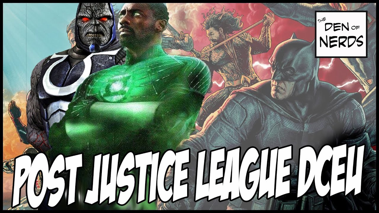 Warner Bros. Shifts DC Strategy Amid Executive Change-Up
