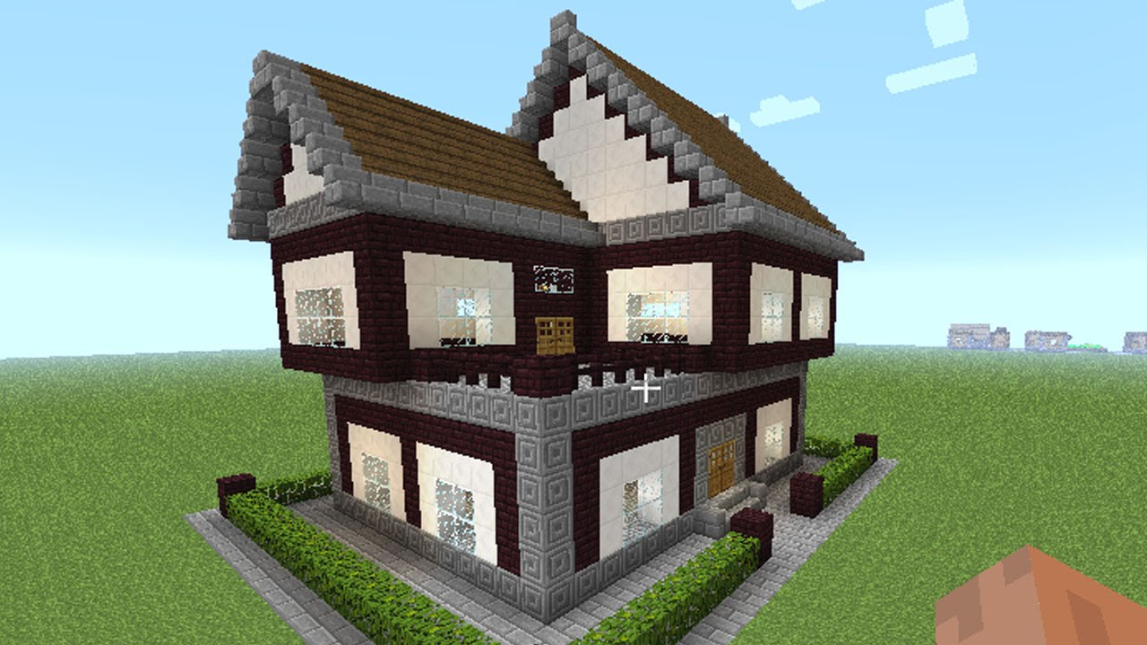 Minecraft Houses Easy To Build Step By Step