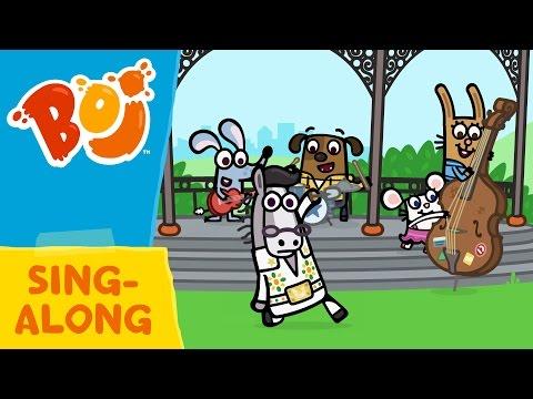 Boj Episode Songs - Do The Boj - Sing-along Karaoke