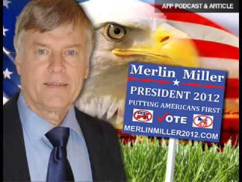 Merlin Miller for President