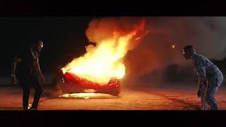 La Calle Bota Fuego - Bad Bunny, El Alfa