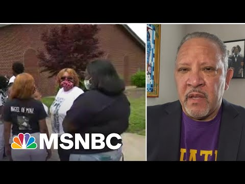 National Urban League's Marc Morial: Police Killings 'A Modern-Day System Of Lynching'   MSNBC