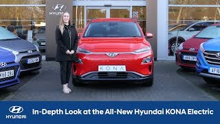 All-New 2019 Hyundai KONA Electric Walk Around Review