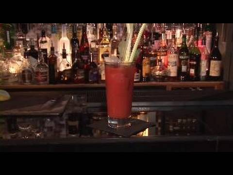 How To Make A Virgin Mary Mocktail