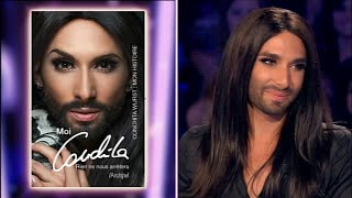 Repeat youtube video Conchita Wurst - On n'est pas couché 27 juin 2015 #ONPC