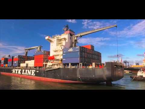 Tanjung Priok: The Port of Jakarta (HD)