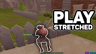 How to get stretched resolution on fortnite console ps4 (samsung tv philips tv smart tv and sony tv)