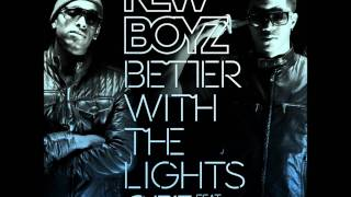 New Boyz ft. Chris Brown - Better With The Lights Off | New Song 2011 | Lyrics | Download | HQ