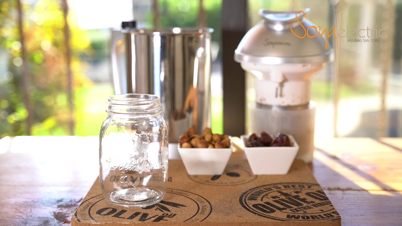 Cómo preparar leche de avellanas en casa