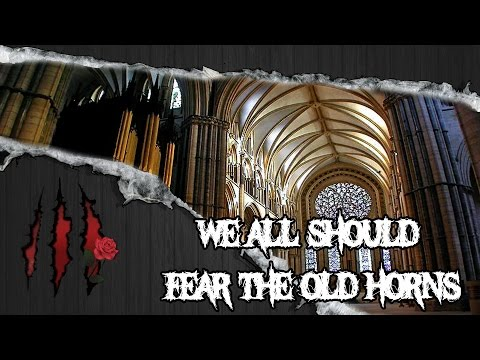 We all should fear the old Horns // Albtraumarchiv (German Creepypasta feat. Hellscythe)