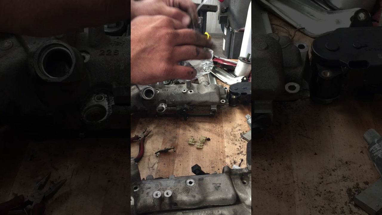 Intake Shut Off Motor Replacement! | Mercedes-Benz Forum