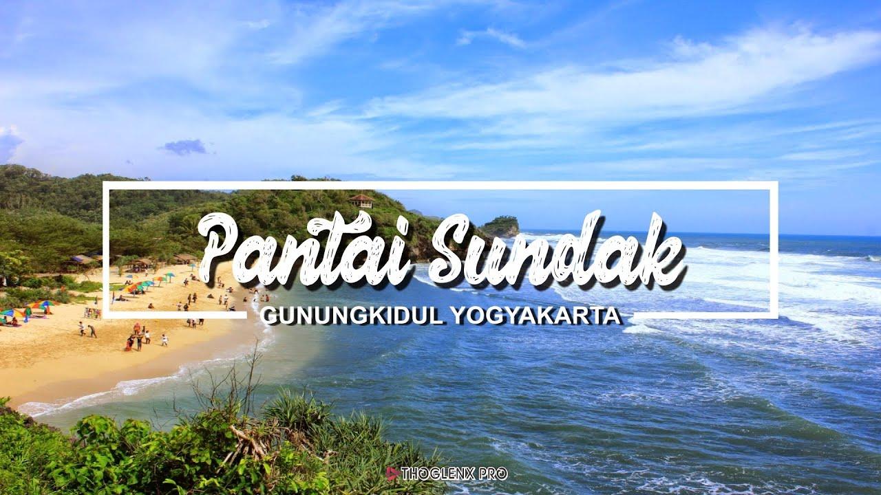 Pantai Sundak Gunungkidul Yogyakarta Youtube