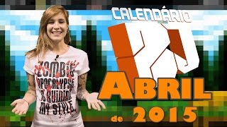 Video Calendário BJ (Abril/2015) - Os games do mês - Baixaki Jogos download MP3, 3GP, MP4, WEBM, AVI, FLV Agustus 2018