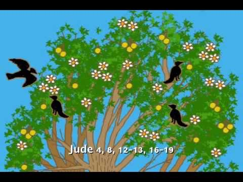 Parable of the Mustard Seed Tree Church - Animation - YouTube
