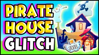 *TOP SECRET* How To UNLOCK SECRET ROOM in Pirate House HACK! Adopt Me Hacks 2020! Prezley
