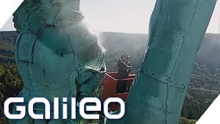 Wie Kärcher Hochdruckreiniger beliebt machte | Galileo | ProSieben