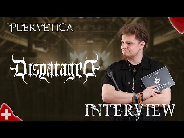 [ Interview ] Disparaged ( 2018 ) | Death Metal