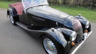 Morgan +4 4-seater (1954)