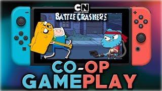 Cartoon Network: Kampf-Crasher | Co-op Gameplay | Nintendo Wechseln