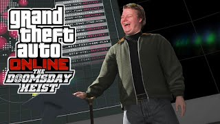 SO macht man das ? DOOMSDAY HEIST - The Data Breaches 1/3 - GTA Online
