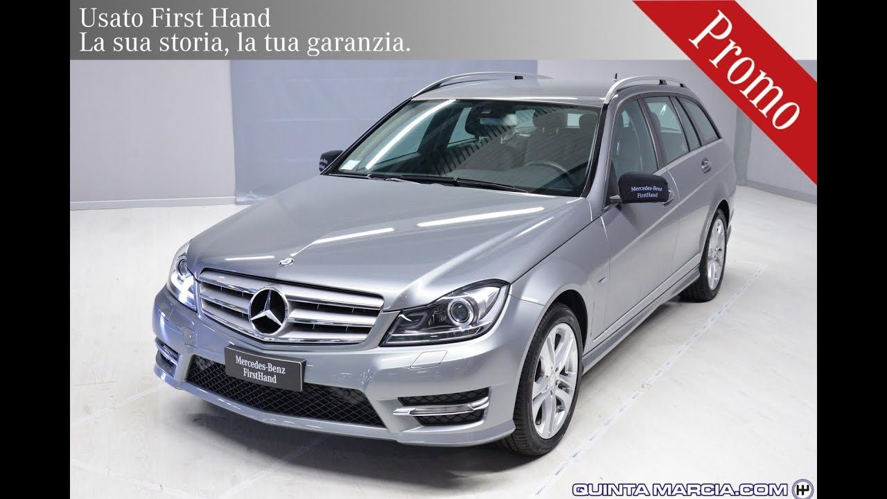 mercedes benz classe c station wagon 220 cdi blueefficiency avantgarde youtube. Black Bedroom Furniture Sets. Home Design Ideas