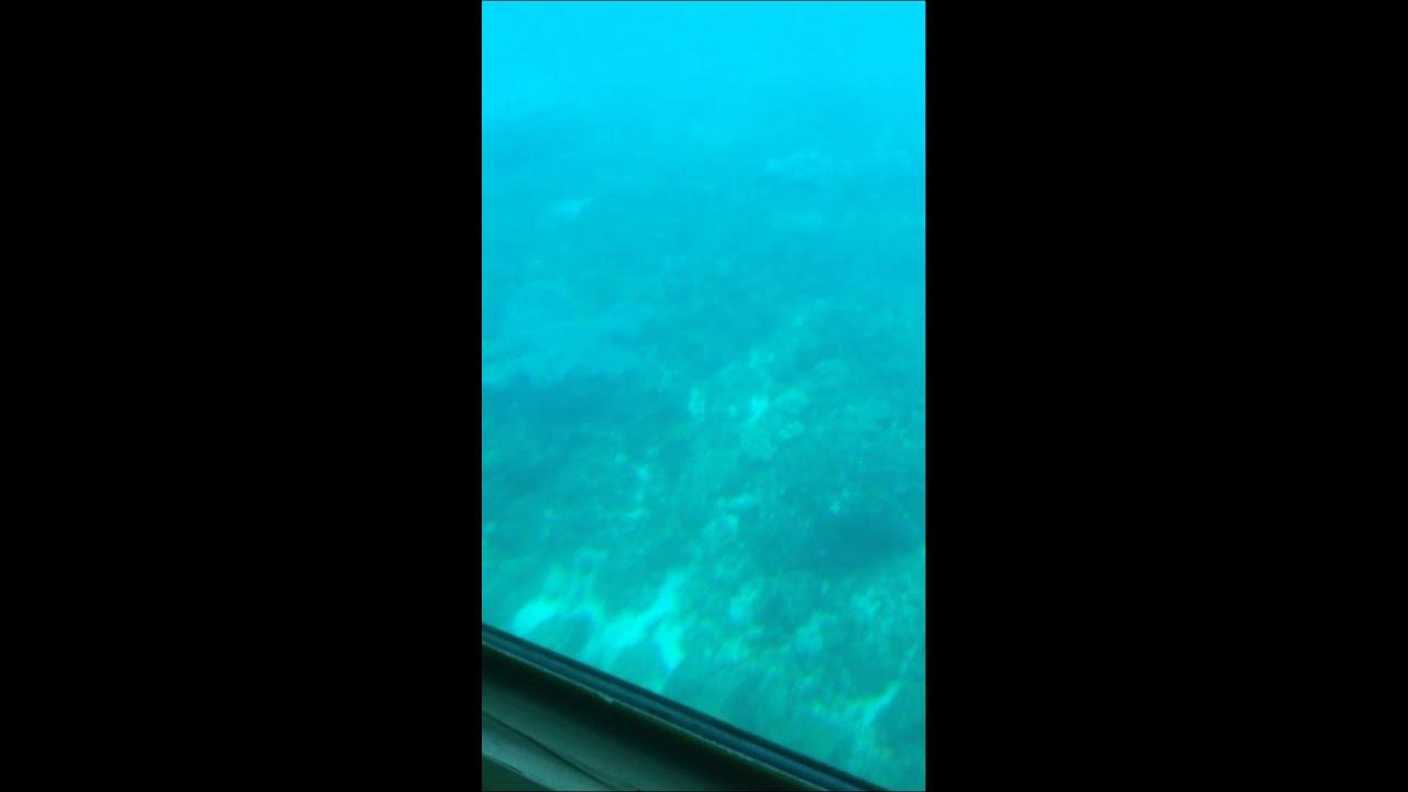 小琉球之玻璃船看海底世界 - YouTube