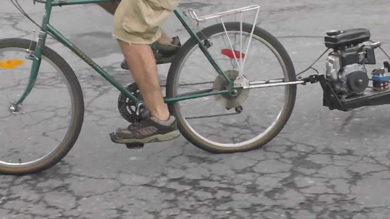 Pusher Bike Part 1 Youtube