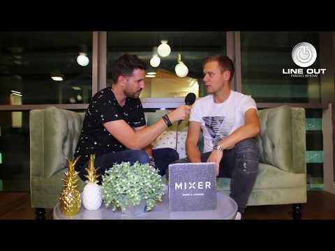 ARMIN VAN BUUREN Full Interview - Line Out With Dor Dekel