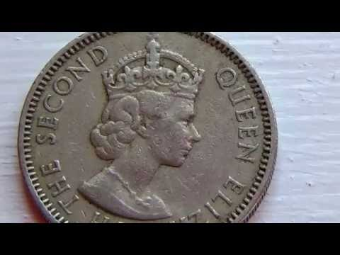 Queen Elizabeth Coins Of Al Sizes & Years