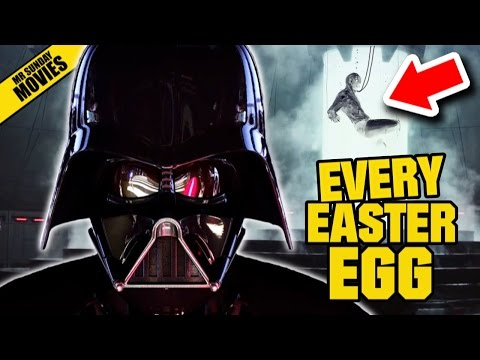 Thumbnail: ROGUE ONE: A STAR WARS STORY All Easter Eggs & References