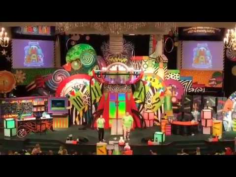 Answers Vbs Time Lab Closing Ceremony Youtube