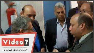 بالفيديو.. افتتاح أول وحدة لعلاج السكتة الدماغية فى مصر