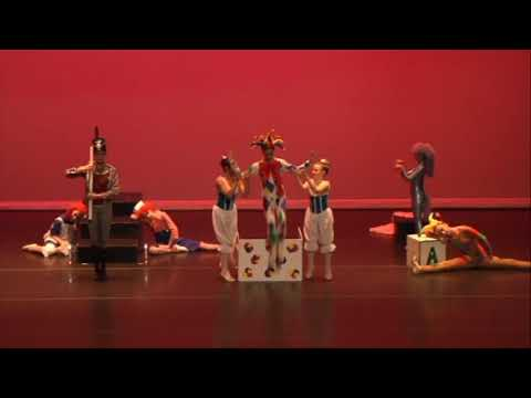 Toys by Envision Ballet Theater