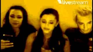 Ariana Grande - TwitCam - 11/13/12 - Part 2