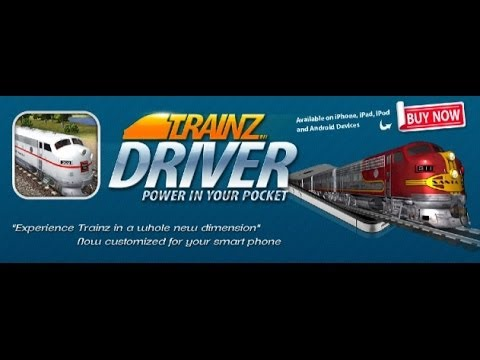 Trainz Driver IPhone App Review And Gameplay (Walkthrough)
