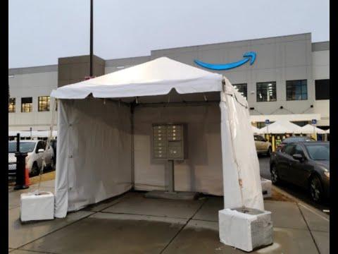 Amazon Security Guards Went Through Union Ballot Box