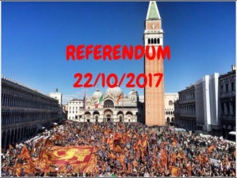PARLIAMOCI CHIARO- AUTONOMIA DEL VENETO [tutto sul referendum del 22 ottobre]