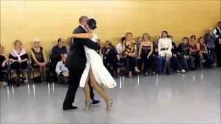 Andrea Ballestero y Martín Pargana Sabadell Tango