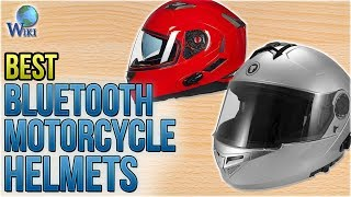 7 Best Bluetooth Motorcycle Helmets 2018