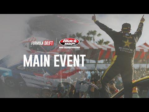 Formula DRIFT - Long Beach 2019 - Main Event LIVE!