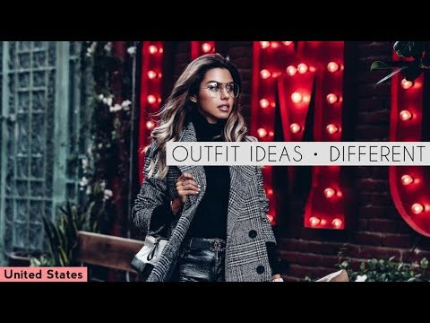 Outfit Ideas! • Different