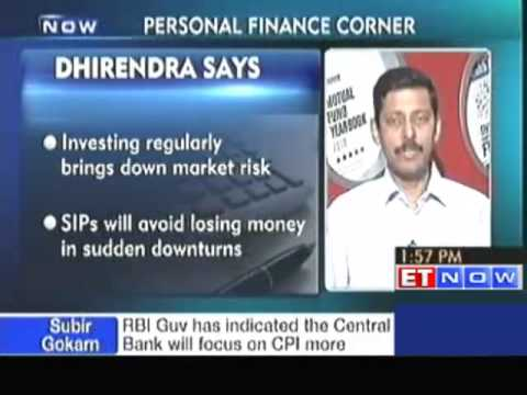 Dhirendra's view on how to invest a lump sum