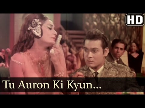 Tu Auron Ki Kyun Ho Gayee - Ek Bar Mooskura Do Songs - Tanuja - Joy Mukherjee - Deb Mukherjee